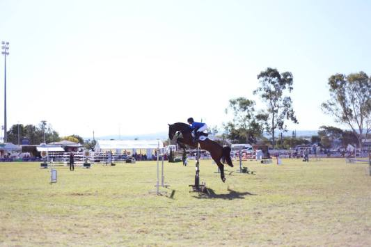 Doyata and Hayley | Gatton World Cup 2015