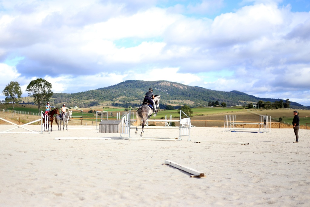 Ross Smith Coach, Range View Farm, Riding Lessons Queensland